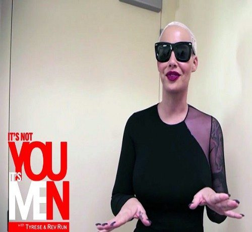 """Amber Rose, Kym Whitley, Justine Simmons - The Ladies Of """"It's Not You, It's Men"""""""