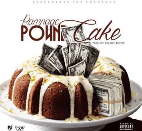 Rampage - Pound Cake