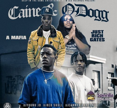 A-Mafia & Just Rich Gates - Caine & ODogg (Mixtape)