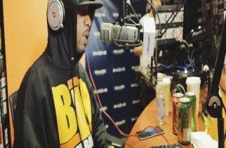 G.Fisher - Showoff Radio Freestyle with Statik Selektah (Video)