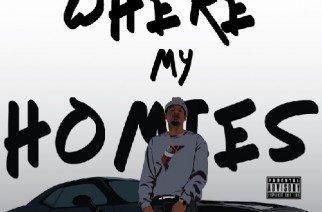 JU$TIN - Where My Homies (Freestyle)