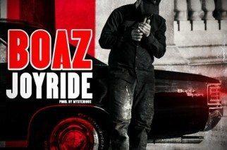 Boaz - JoyRide (prod. by Mysterious)