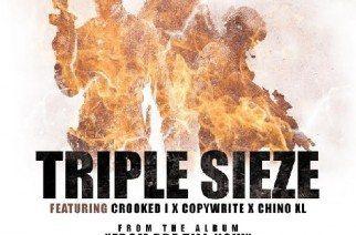 JP Beats ft. KXNG Crooked, Chino XL & Copywrite - Triple Sieze