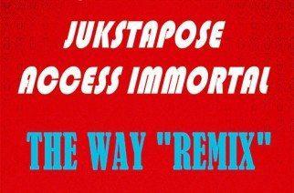 Jukstapose ft. Tragedy Khadafi & Access Immortal - The Way (DJ Priority Remix)