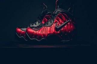 """NIKE AIR FOAMPOSITE PRO """"UNIVERSITY RED"""" // ANOTHER LOOK"""
