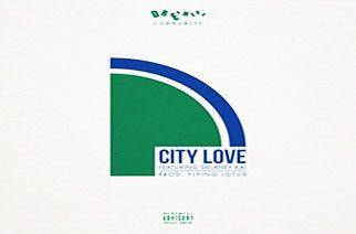 BlaccOut Garrison ft. Delaney Kai - City Love (prod. by Flying Lotus)