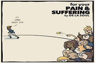 De La Soul - For Your Pain & Suffering EP