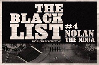Dweeyne ft. Nolan The Ninja - Blacklist #4