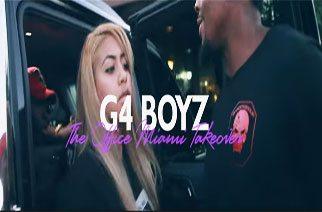 G4 Boyz - Trapdashians Tour Vlog Miami Takeover Episode 3