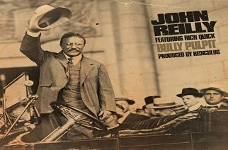 John Reilly ft. Rich Quick - Bully Pulpit (prod. by Rediculus)