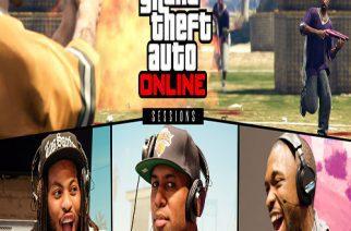 Waka Flocka, Jay Pharaoh & DJ Whoo Kid - Play GTA V at Rockstar Games HQ in NYC on 420