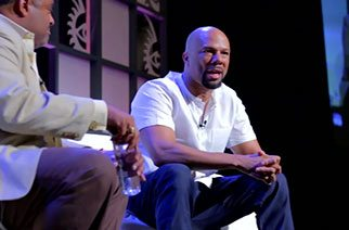 Common - Freestyle At American Black Film Festival (Video)
