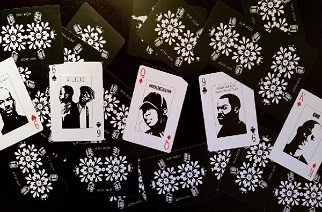 """""""Cut The Deck"""" Hip Hop Playing Cards"""