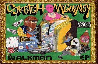 Sketch McGuiney - The Walkman (EP)