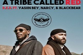 A Tribe Called Red ft. Yasiin Bey, Narcy & Black Bear - R.E.D.