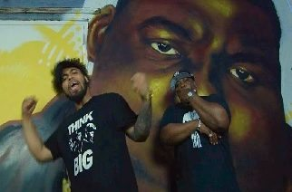 """Bruse Wane & Chris Rivers - Behind The Scene of """"Venom"""" Video featuring the Late Sean Price"""