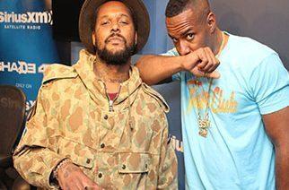 Schoolboy Q - Speaks on Everyone Being on Kendrick Lamar's D*ck with DJ Whoo Kid
