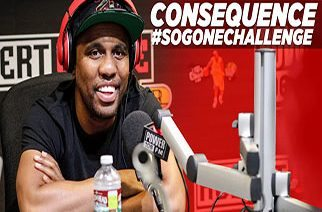 Consequence - Live On L.A.'s Power 106 (So Gone Challenge)