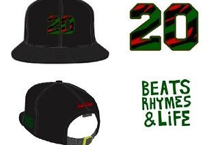 """Just Don X ATCQ X Cons Intros The """"20 Hat"""""""