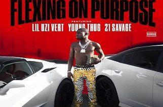 Ralo ft. Lil Uzi Vert, Young Thug & 21 Savage - Flexing On Purpose