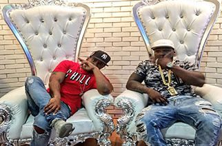 50 Cent - Hints At New Mixtape With DJ Whoo Kid