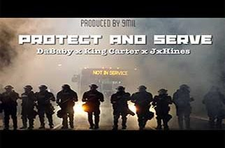 DaBaby ft. King Carter & JxHines - Protect And Serve