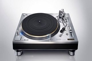 The Technics SL-1200G Turntable Is Coming Out This Month…