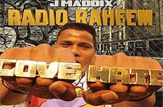 J Maddix - Radio Raheem
