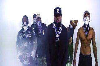 KXNG Crooked ft. Tech N9ne - Dear Officer (Shoot Back)