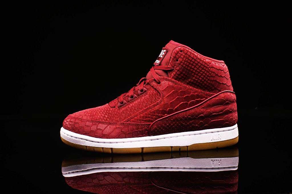 sale retailer b78b2 27c79 Nike Air Python Team Red 1