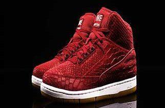 Nike Air Python Team Red 1