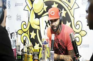 Drink Champs Podcast With Joe Budden