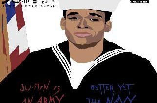 JU$TIN - Justin Is An Army (Freestyle)