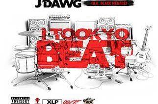 "Jay Da Menace – Releases Artwork for ""I Took Yo Beat"""