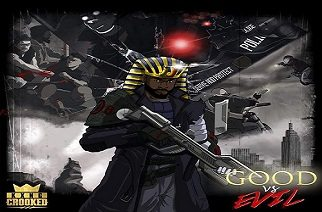 "KXNG Crooked - ""Good Vs Evil"" Album Stream"