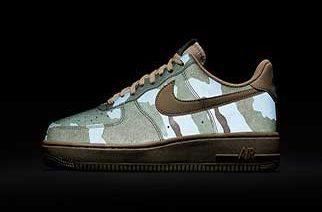 "Nike Air Force 1 Low ""Reflective Desert Camo"""