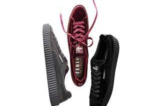 Rihanna and PUMA Releasing Velvet Creepers Next Month