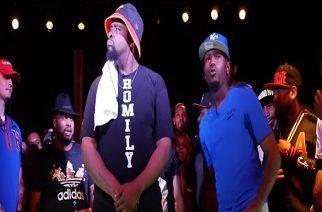 Rum Nitty Vs. Ill Will Battle Dome TV