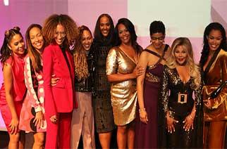 WEEN Awards - Honors Lil Kim, Meagan Good, Teyana Taylor & More