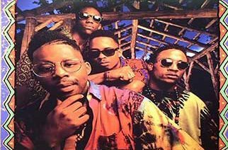 Brand Nubian - Release Their Debut Album All For One On This Day in 1990