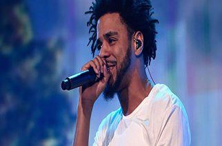 """J Cole - Every Song from """"4 Your Eyez Only"""" Is In the Top 40"""