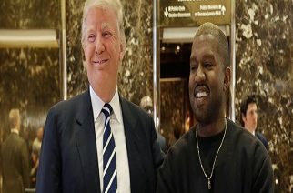 Kanye West - Meets With President Elect Donald Trump