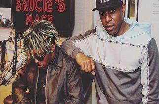 Lil Uzi Vert - Tells DJ Whoo Kid He's Been In The Studio with Kanye West