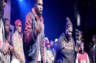 TSU Surf VS T-Top Rap Battle