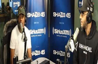 Cassidy & Swizz Beatz Freestyle Over Classic Tracks