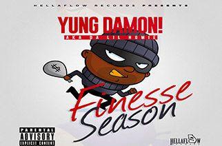 Yung Damon! - Hustla (prod. by G Money x Trap)