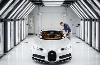 Visit the Molsheim Dream Factory for the Bugatti Chiron