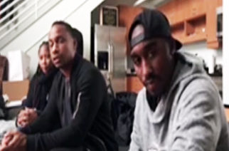 Demetrius Shipp & Karl Kani Discuss Speaking of The Kindness of Tupac
