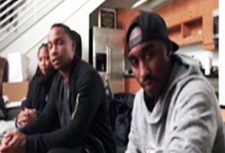 Demetrius Shipp & Karl Kani Provide A Different Aspect Of Tupac