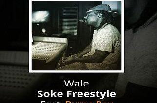 Wale - Soke Freestyle